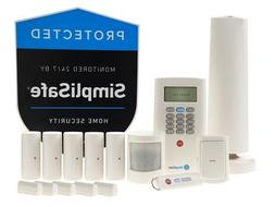 SimpliSafe 10-Piece Wireless Home Security System