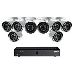 Lorex 16-Channel 10-Camera 1080p Security System with 1TB HD