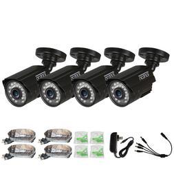 Tonton 1000TVL CCTV Security Home Camera 3.6mm 65ft IR Cut D