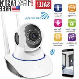 1080P HD Wireless IP Security Camera Indoor CCTV Home Smart