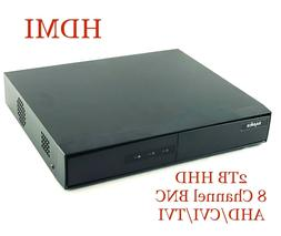 SANNCE 1080P 5IN1 DVR HD Video Recorder for Home Surveillanc
