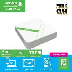 EZVIZ 1080p HD 2MP 8CH 2TB HDD DVR Motion Smart Home Securit