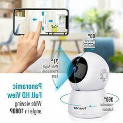 1080P HD 360° Wireless Wifi Camera Smart Home Security Surv
