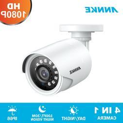 ANNKE 1080P HD 4in1 CCTV Home Security Surveillance Camera O