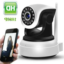 1080P IP WiFi Home Security Surveillance Remote Baby Monitor