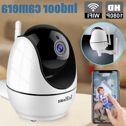 1080P WiFi Indoor Smart Security Camera Home Baby Wireless N