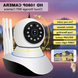 1080P Wireless WIFI CCTV IP Camera Indoor Home Security Cam