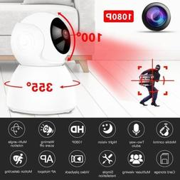 1080P Wireless Wifi IP Camera CCTV Security Webcam Home Baby