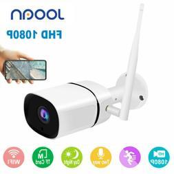 JOOAN 1080P Wireless WIFI IP Camera Outdoor Home Security IR