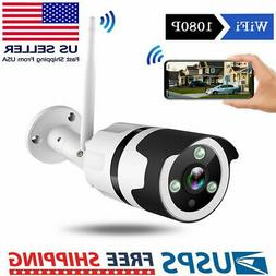 JOOAN 1080P Wireless WIFI Security IP Camera CCTV IR-Cut Out