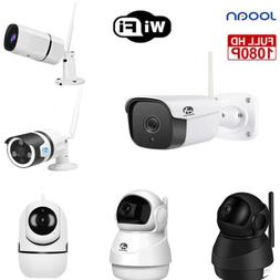 JOOAN 1080P Wirless WIFI Security IP Camera Home CCTV BabyMo