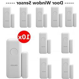10X DIGOO WIRELESS Home Window Door Burglar Security ALARM S