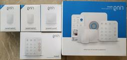 Ring 14 Piece Wireless Security Alarm Kit Home System 2nd Ge