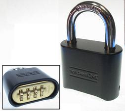 Master Lock 178D Resettable Combination Padlock