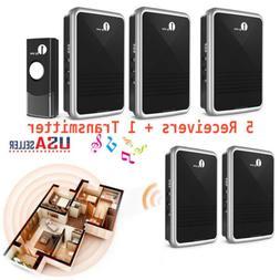 1byone Home Security Wireless Doorbell Electronic Smart Door