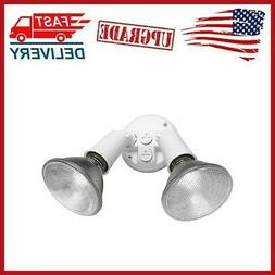 2 Head Flood Security LED Light Indoor/Outdoor Safety Surfac