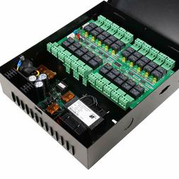 20 channel rfid elevator access control system