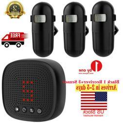 1000ft Home Security Wireless Driveway Alarm Motion Sensor D