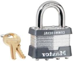 Master Lock #1KA-2035 1-3/4 Laminated Padlock