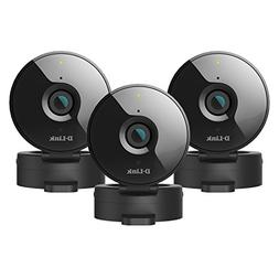 3-Pack D-Link Wireless-N Network Surveillance 720P Home Inte