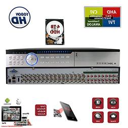 32 Channel H.264 HD 1080 CCTV Security Home Office Professio