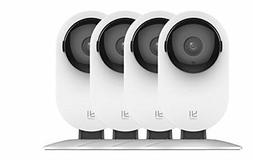 YI 4 Home Camera, 1080p Wireless IP Security Surveillance Sy