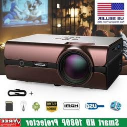 US 8CH 1080P CCTV DVR Home Outdoor Security IP Camera System
