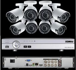 Lorex 4K DVR  /  4MP  HD Camera  1,2,4 or 8 Cameras lot