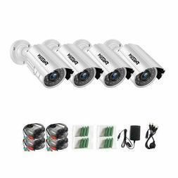 4PCS 1080P Outdoor Bullet CCTV Home Security Surveillance 4i