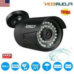 4x 1080P 3000TVL 2MP Outdoor IP Cams CCTV DVR Security Camer