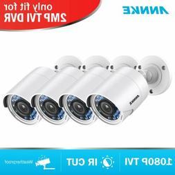 ANNKE 4x 3MP Video CCTV Home Security Camera IR Night Outdoo