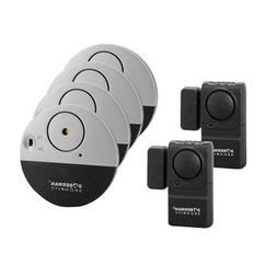 Doberman Security 6 alarm Home and Office security Kit