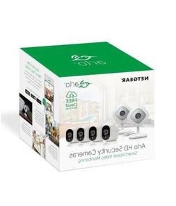 NEW NETGEAR Arlo 6-Camera Indoor/Outdoor Wireless HD Securit