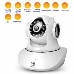 JOOAN 720P WIFI Wireless Security Camera CCTV Home IP Camera