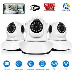 JOOAN 1080P WIFI Wireless Security Camera CCTV Home IP Camer