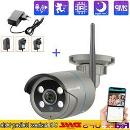 1080P Two-Way Audio IP66 Waterproof Outdoor Alarm Sound Secu