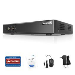ANNKE 8+2CH 1080P Lite 5IN1 DVR Video Recorder Home Surveill