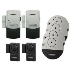 Doberman Security 8 alarm Home and Office security Kit