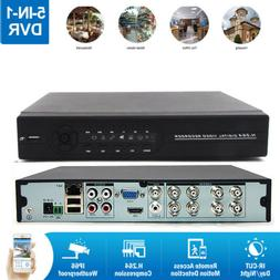 8CH H.264 5in1 1080N DVR Digital Video Recorder Motion Alert