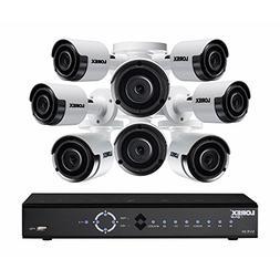 Lorex LNK71082T85B 8-Channel 4K 2TB PoE NVR with 8 5-Megapix