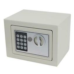 "9"" Electronic Digital Safe Box Keypad Lock Home Security Off"