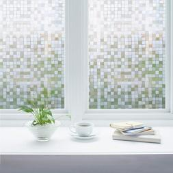 Funlife 90x200cm Privacy <font><b>Window</b></font> self-adh