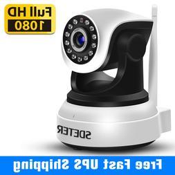 960P 1080P 3.0MP Home Security HD WiFi CCTV IP Camera Wirele