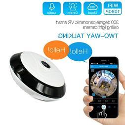 960P WiFi IP Camara 360 Degree Panoramic Wireless Surveillan