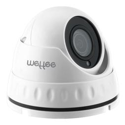 Analog Security Camera System 1080P Outdoor 2.0MP Metal 4in1