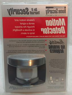 Brinkman Home Security Wireless Motion Detector