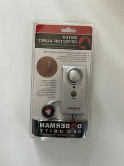 DOBERMAN SECURITY Motion Detector Alarm with Nightlight Func