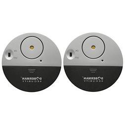 DOBERMAN SECURITY Ultra-Slim Window Alarm 2 PACK with Loud 1