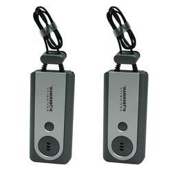 Doberman Security Portable Door Alarm with Flash Light, 2 al