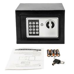 Electronic Digital Safe Box Keypad Lock Security Home Office